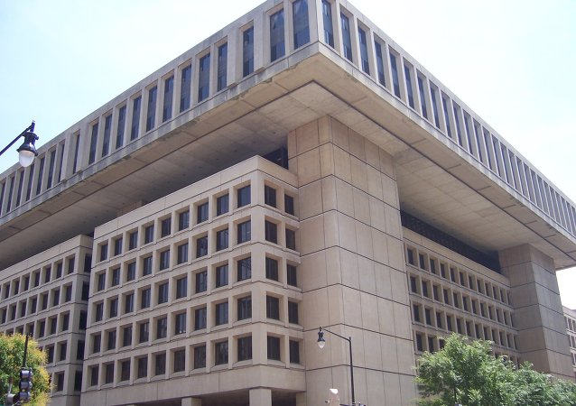 Le siège du FBI à Washington