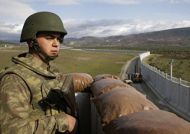 Militaire turc