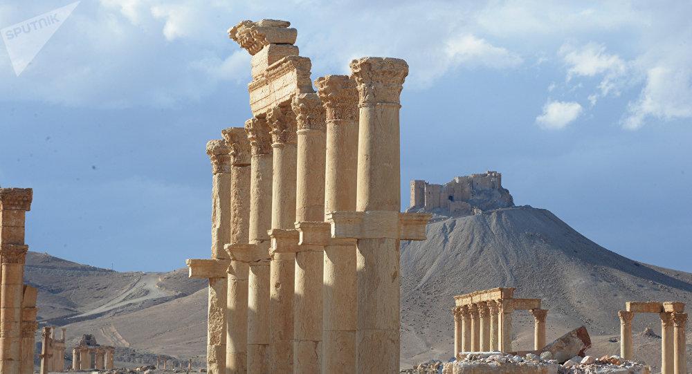 La Palmyre qu'on ne verra plus: sortie du livre d'un archéologue tué par Daech