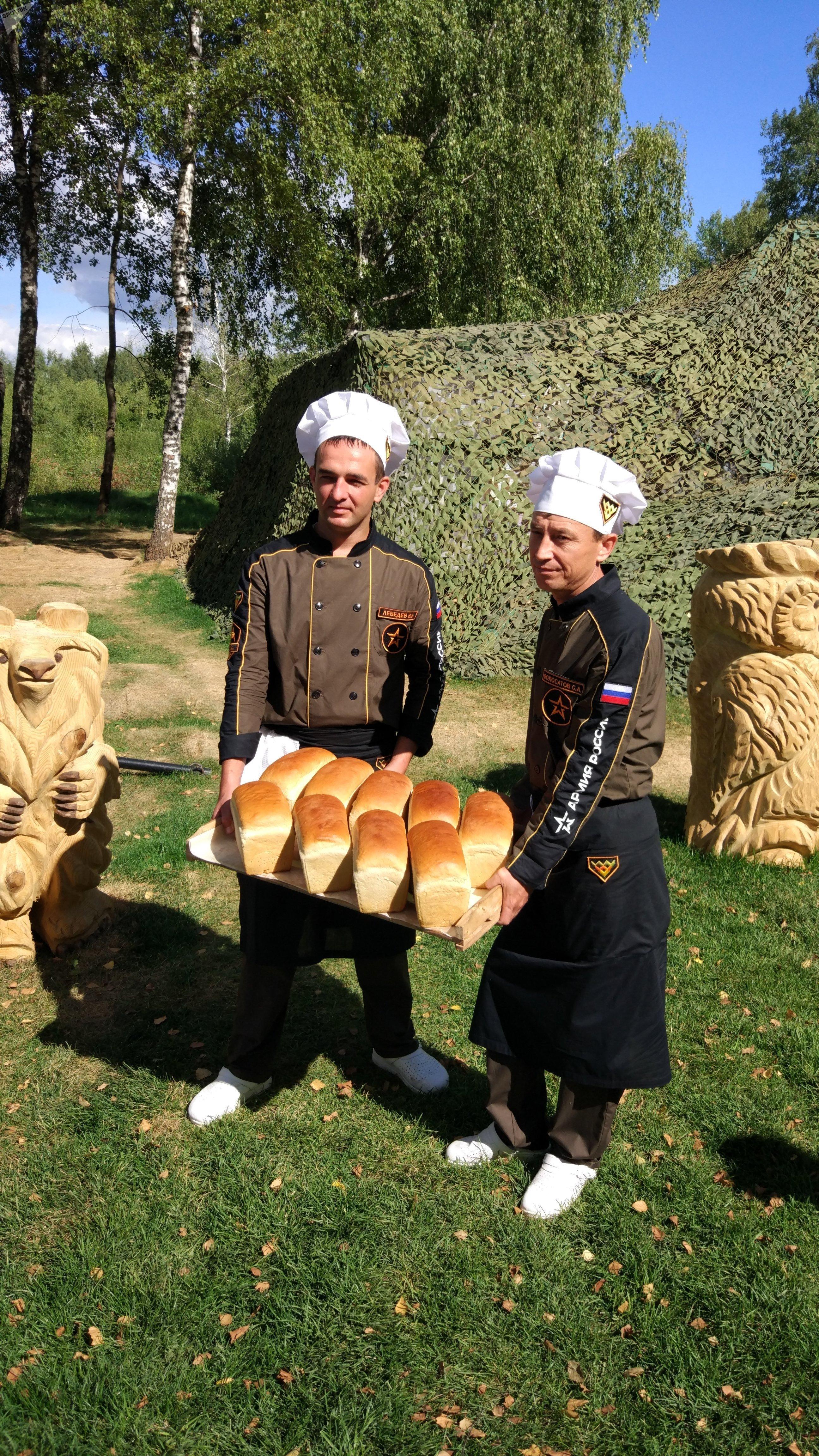 Cuisine Le Biathlon de chars de combat à Alabino