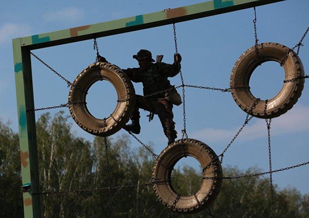 Jeux militaires 2017: les compétitions militaro-techniques de reconnaissance