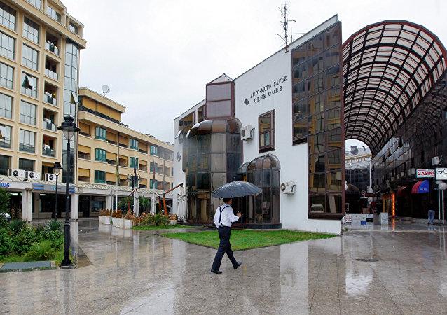 Podgorica, Monténégro