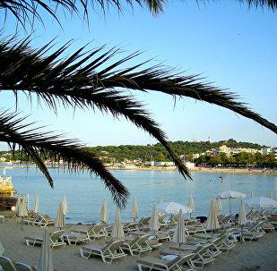 plage d'Antibes