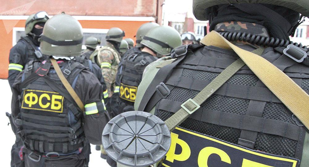 Une opération anti-terroriste du FSB
