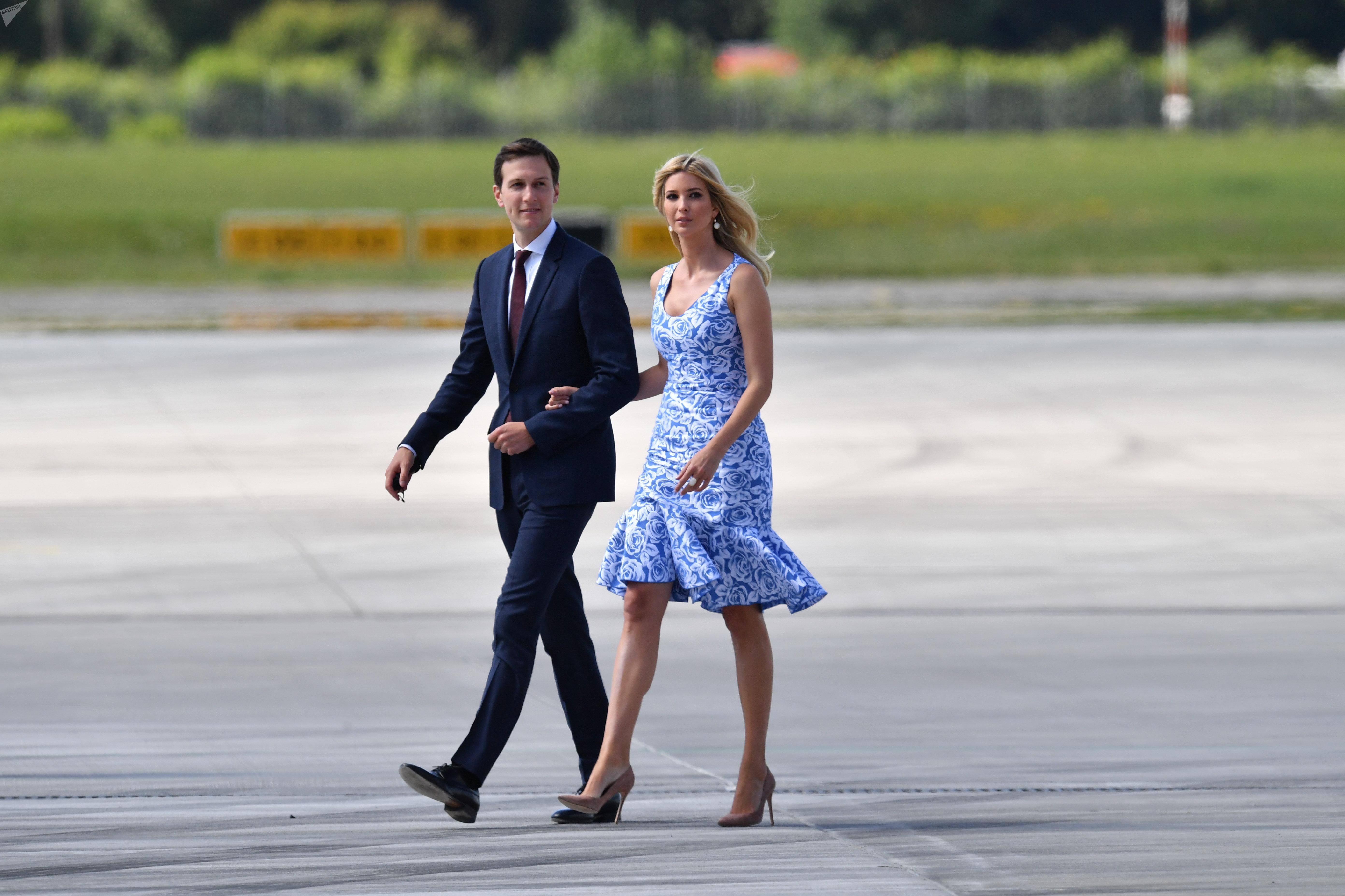 Ivanka Trump et  Jared Kuchner