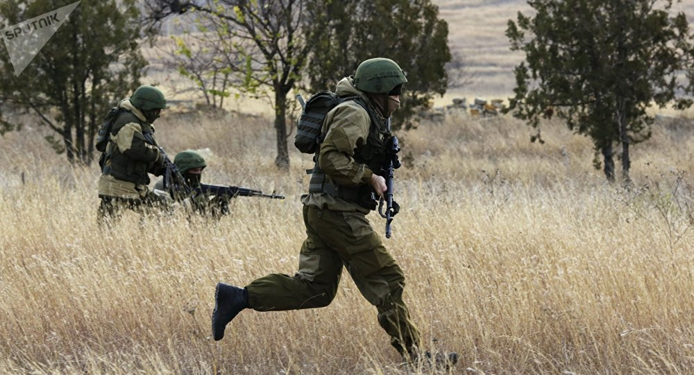 Les agents du FSB