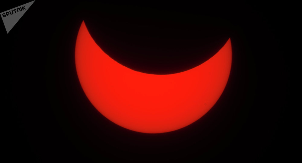 La NASA diffusera en direct l'éclipse totale du Soleil