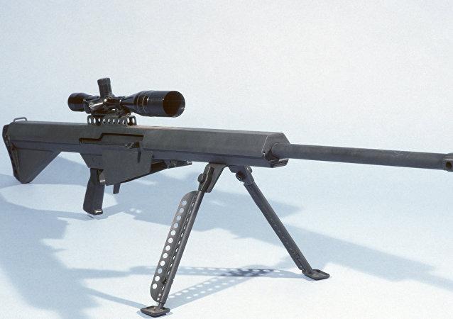 Barrett М82
