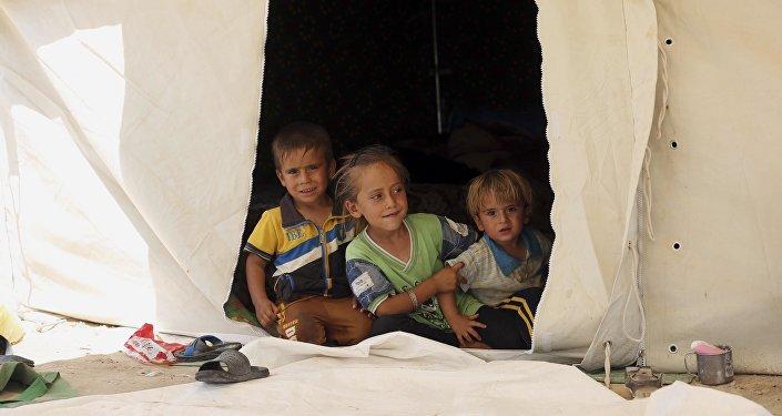 les enfants de Bagdad