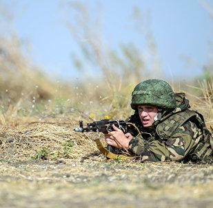 Fusil d'assaut Kalachnikov