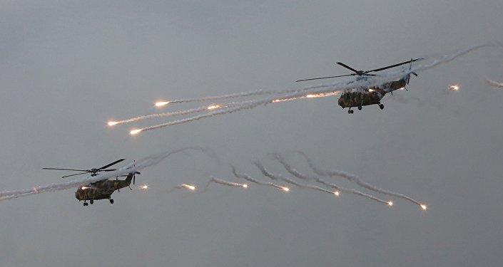 Exercices militaires conjoints américano-sud-coréens
