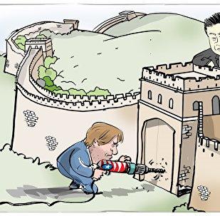 À la Maison-Blanche, on parle de «guerre économique» avec la Chine