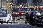 la police espagnole