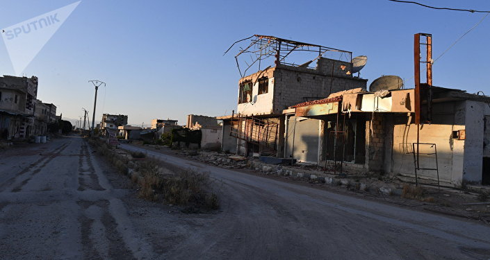 Moscou regrette la cécité envers «les atrocités des terroristes» dans la Ghouta orientale