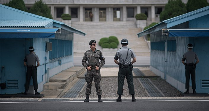La zone coréenne démilitarisée