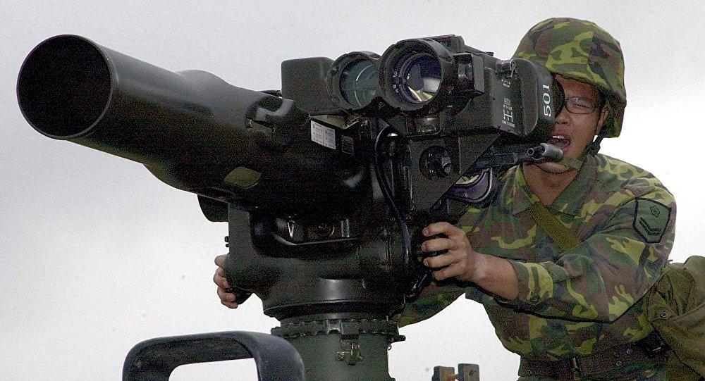 Le BGM-71 TOW