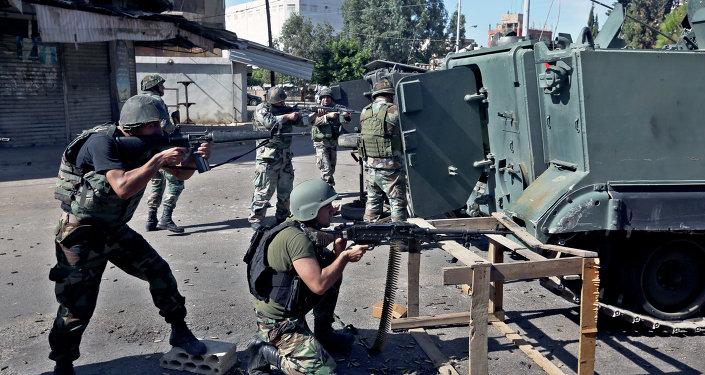 L'armée libanaise reprend 30 km² à l'EI à l'est du pays — Liban