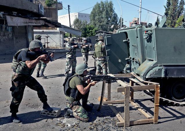 L'armée libyenne ouvre le feu contre les terroristes de Daech