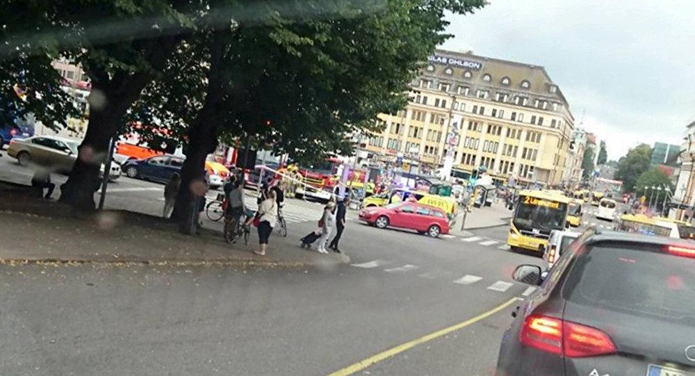 La police à Turku
