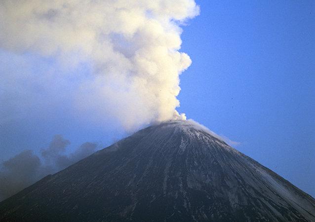 Le volcan Klioutchevskoï (archives)