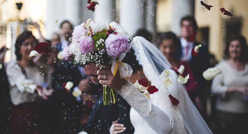 mariage, image d'illustration