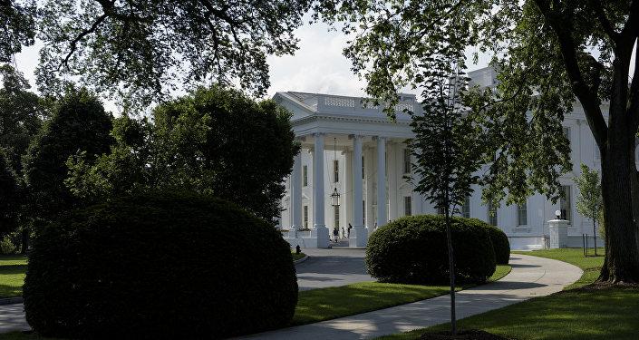 les jardins de la Maison-Blanche