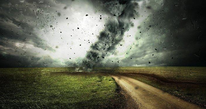 une tornade, image d'illustration