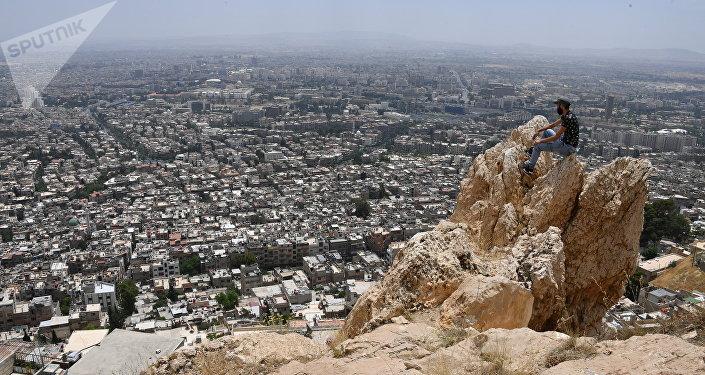 Damas (image d'illustration)