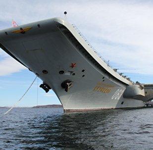 Portaviones Admiral Kuznetsov
