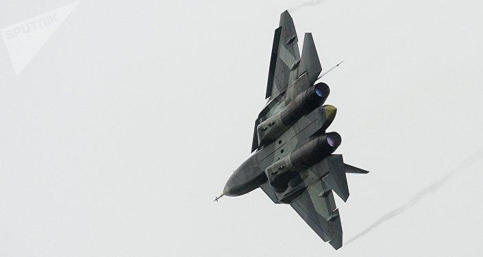 Le chasseur russe PAK FA