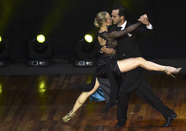 Le championnat du monde de tango argentin à Buenos Aires