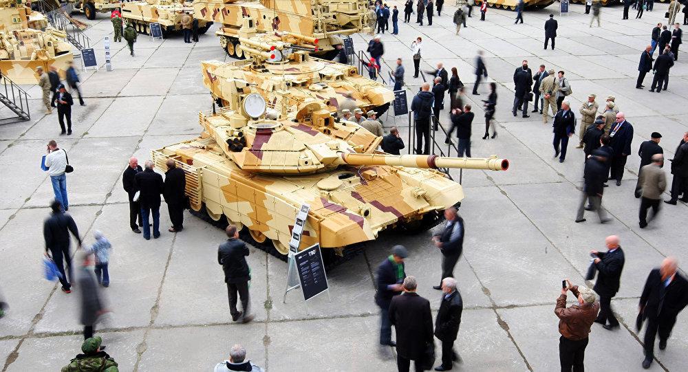 Véhicule de combat et de soutien de chars Terminator