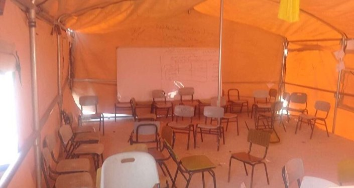 Destruction d'écoles palestiniennes en Cisjordanie