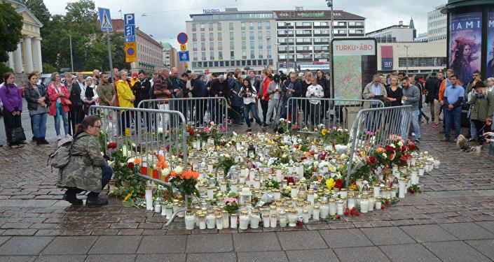 Finlande: la vraie identité de l'assaillant de Turku confirmée