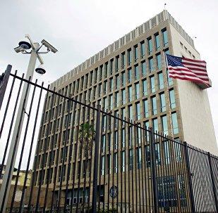 L'ambassade des USA à Cuba