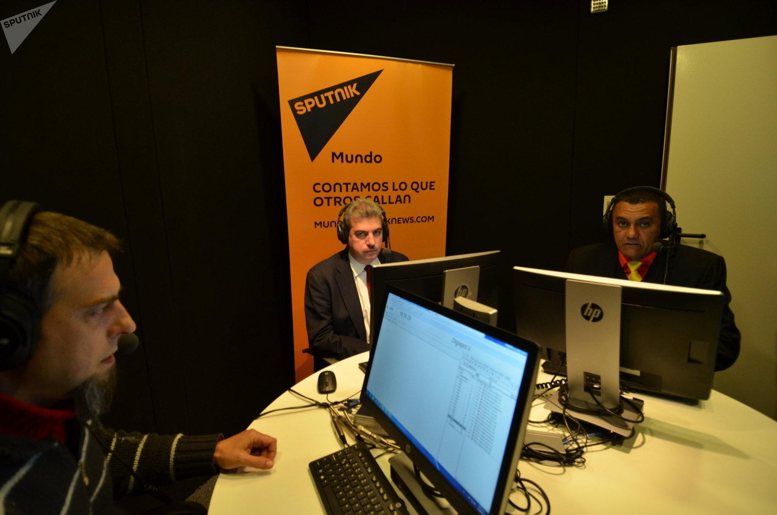 Sputnik s'est entretenu avec Yul Jabour et William Pérez, députés de l'Assemblée nationale vénézuélienne et représentants du pays au parlement du Mercosur