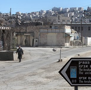Hebron. Archive photo