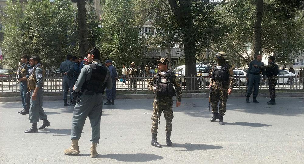 Un kamikaze tue quatre personnes à Kaboul, près de l'ambassade américaine — Afghanistan