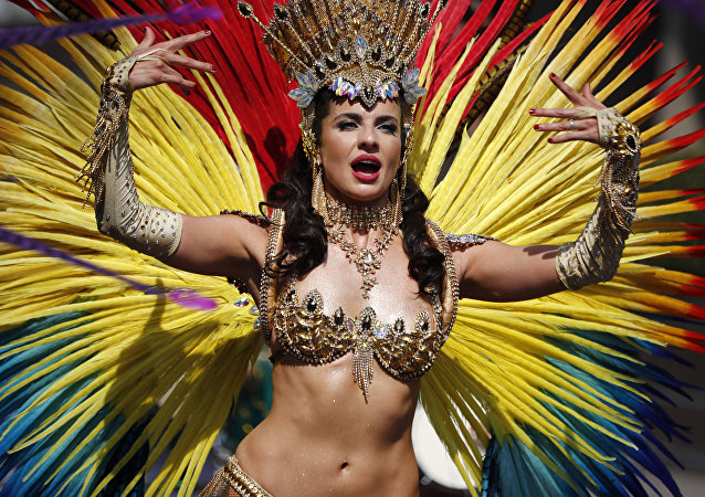 Les photos les plus impressionnantes du Carnaval de Notting Hill