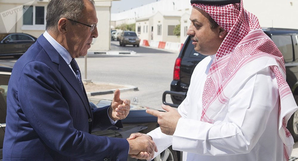 Le Qatar et la Russie veulent raffermir leurs relations économiques — Monde Arabe