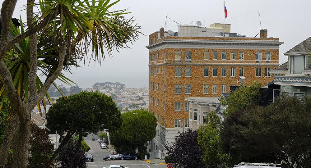Etats-Unis : Washington ordonne la fermeture du consulat de Russie