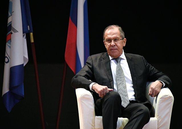 Sergueï Lavrov au MGIMO