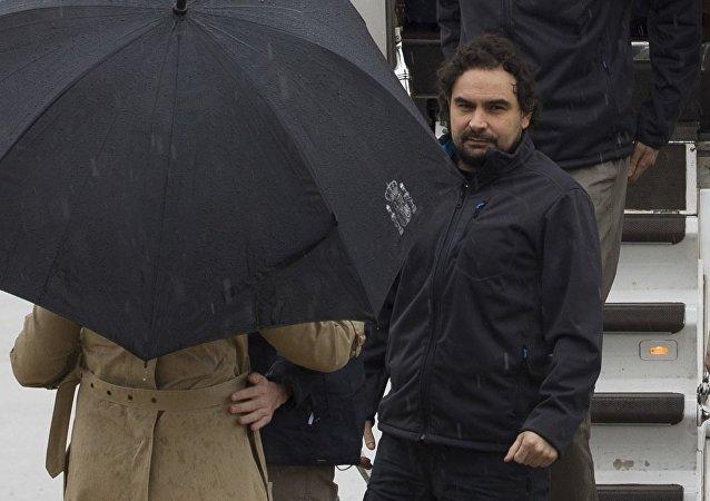 Manuel Angel Sastre, journaliste espagnol