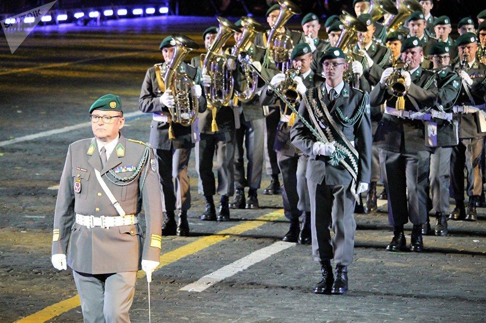 L'Orchestre de musique militaire de Basse-Autriche