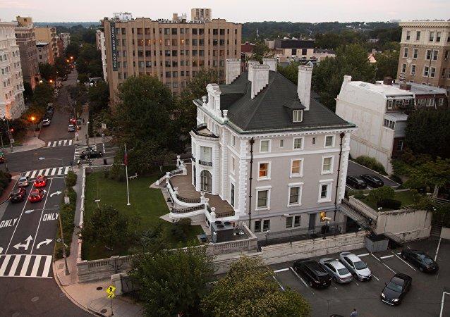 La mission commerciale russe à Washington