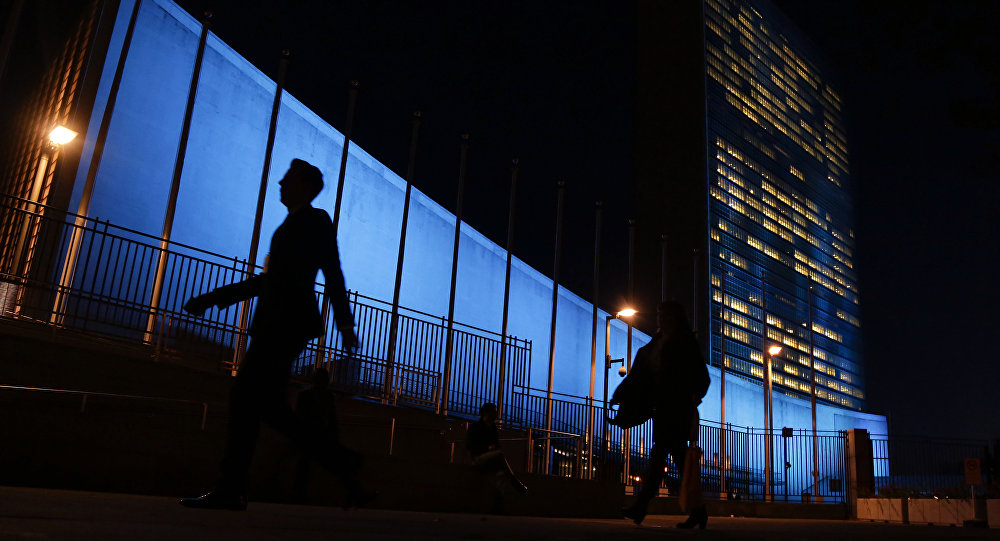 Le siège des Nations Unies à New-York (archives photo)