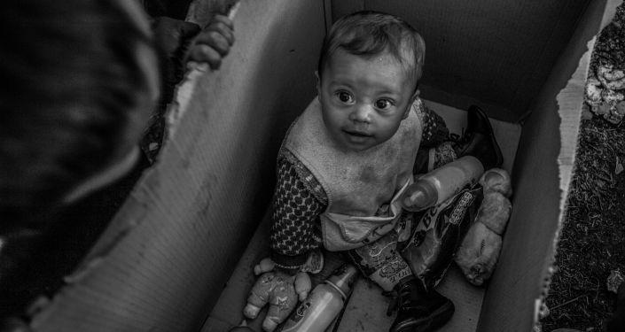 La photo d'Anna Pantelia présentée au Concours photo international Andreï Stenine