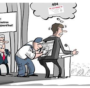 Poutine: «Dur de dialoguer avec un pays qui confond l'Autriche et l'Australie»