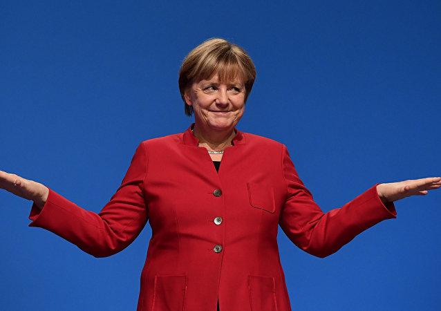 Merkel propose que les forces de l'Onu aient accès à tout le territoire du Donbass