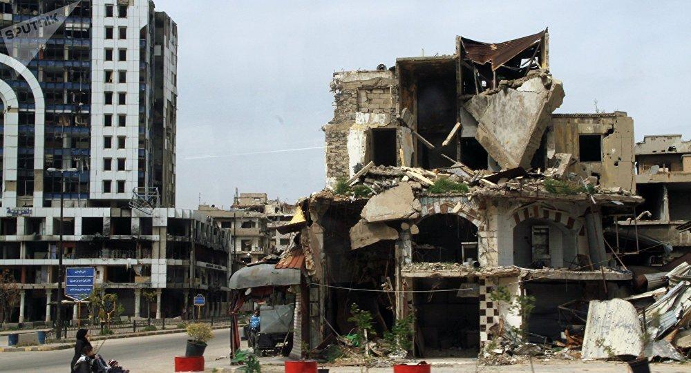Des terroristes pilonnent Homs, au moins 12 morts et une trentaine de blessés